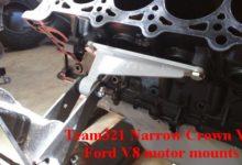 Motor mounts | Team321