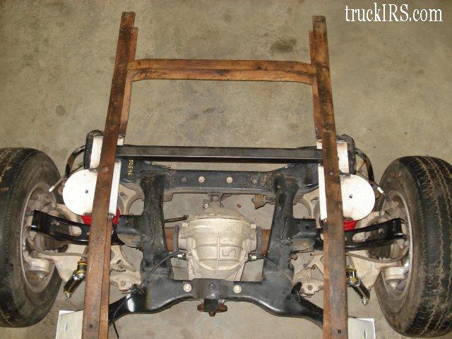 TruckIRS Installation | Team321