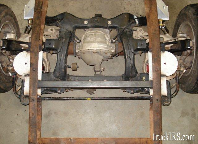 TruckIRS Kit   Team321